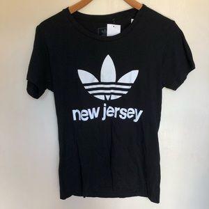 Adidas Originals New Jersey tee NWT